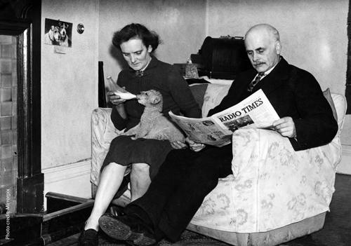 Elizabeth and George Mottershead